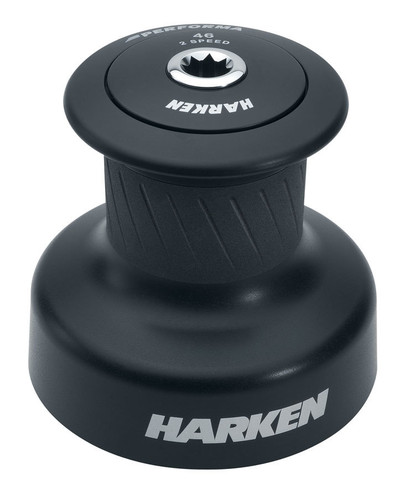 Harken Performa Alum Plain Top Winch (46.2PTP)