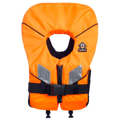 Crewsaver Spiral 100N Front Zip Orange Lifejackets - Baby/Child/Adult Sizes (*Special Order)