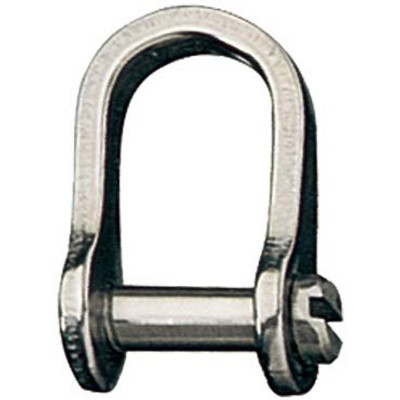 Ronstan Standard Dee Shackles, Slotted Pin