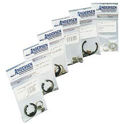 Andersen Winch Service Kits 1 to 19