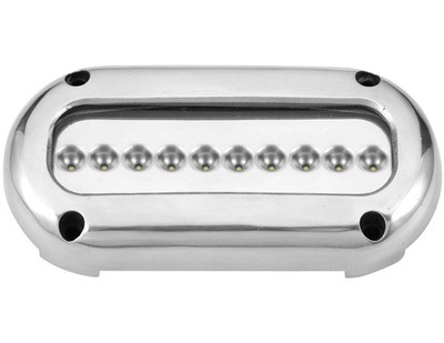 Underwater Lights 30 Watts LED Stainless Steel (RWB7815-RWB7817)