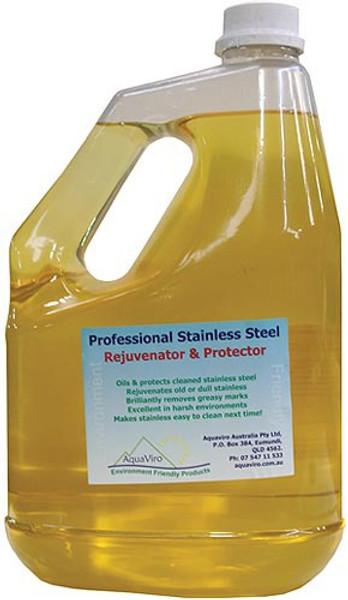 Stainless Steel Rejuvenator & Protector 4L (RWB5769)