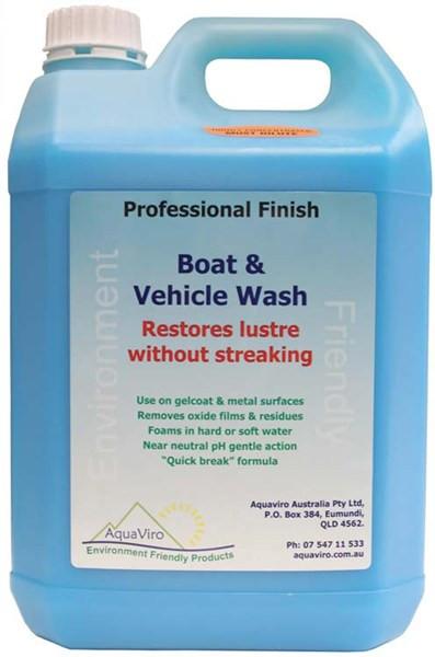 Professional Boat & Vehicle Wash 25L (RWB5777)