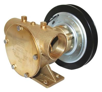 "RWB Jabsco Heavy Duty Bronze Clutch Pump 1 1/2"" - 50200"