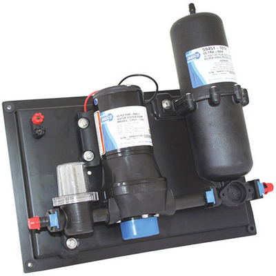 RWB Jabsco 13 Litre Ultra-Max Freshwater Pressure Set 12v