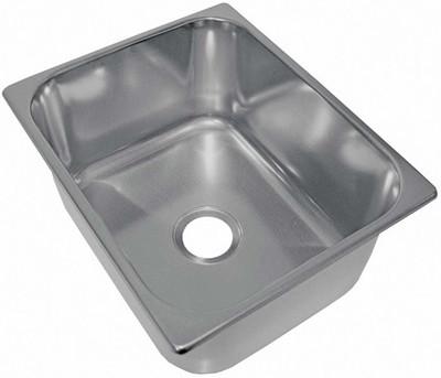 Mirror Polished Stainless Steel Sinks - Rectangular (RWB5291/RWB5292)