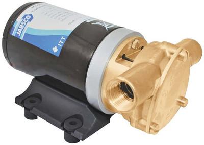 RWB Jabsco Commercial Duty Water-Puppy Pumps 30LPM 12v/24v