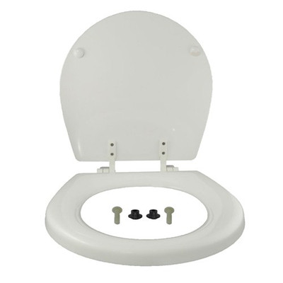 RWB Jabsco Complete Toilet Seat Assembly Standard/Large