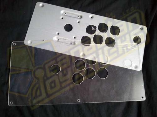 Qanba Q4 6-Button Panel Conversion Kit