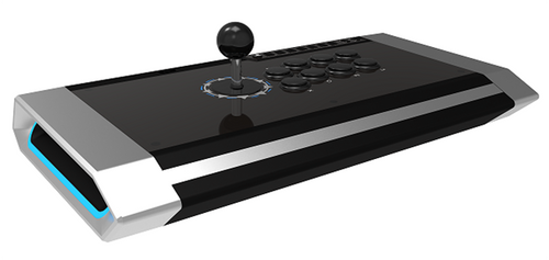Qanba Obsidian Arcade Fightstick for PS4 PS3 PC