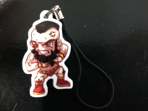 RedCaliburn Charms - Zangief