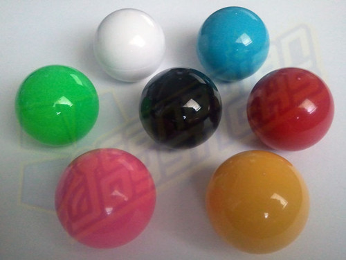Seimitsu LB-35 Solid Colour Balltop