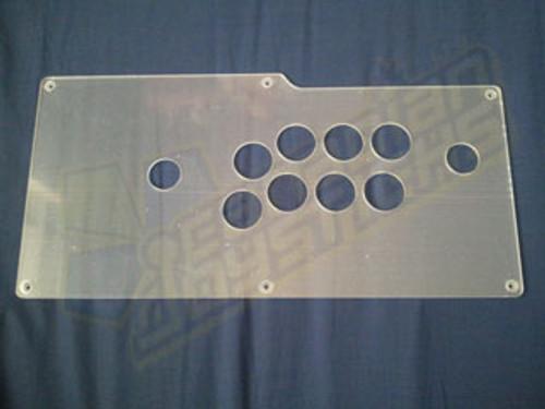 Qanba Q4 RAF Art Cover Replacement Plexiglass Top Panel