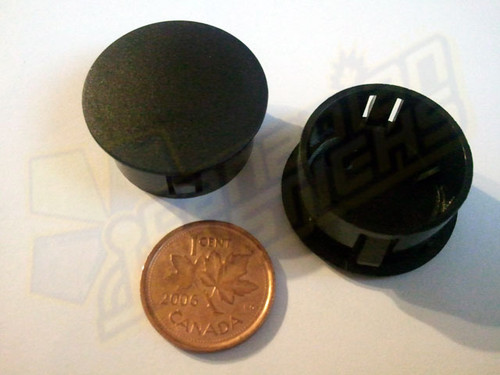 Sanwa Denshi OBSM-24 24mm Button Cap Hole Plug