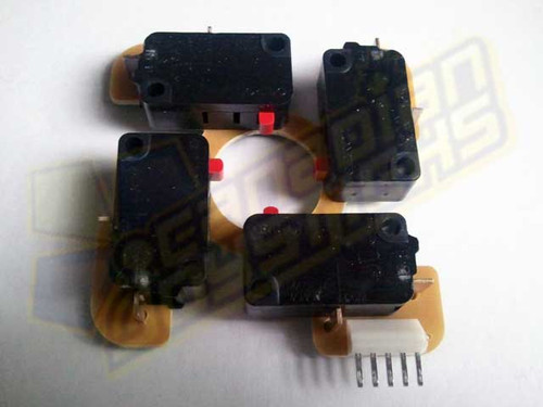 Sanwa Denshi TP-MA Replacement PCB with Microswitches