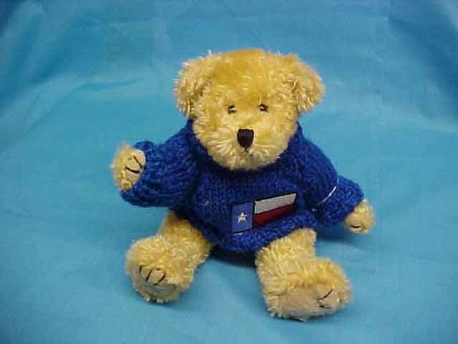 Texas Sweater Bear Blue TX5003