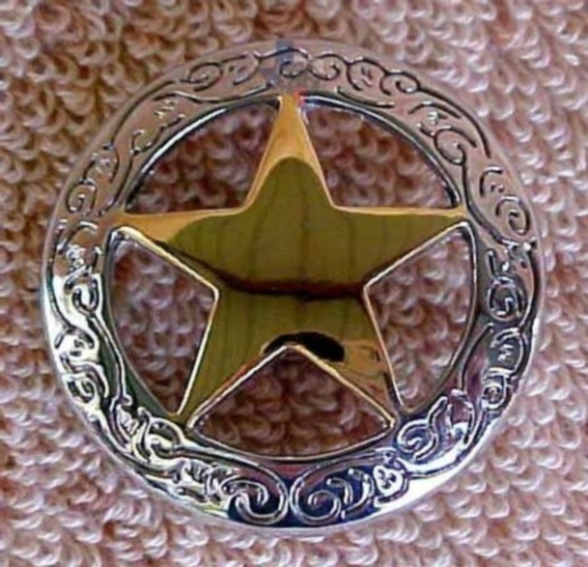 Texas Gold Star Conchos
