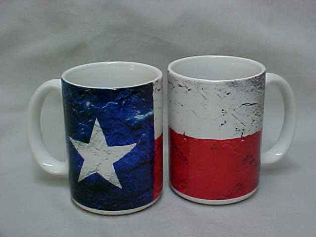 Texas Flag Mug TX6005