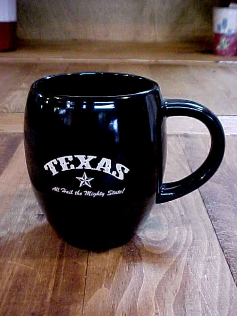 Texas All Hail Mug TX6014