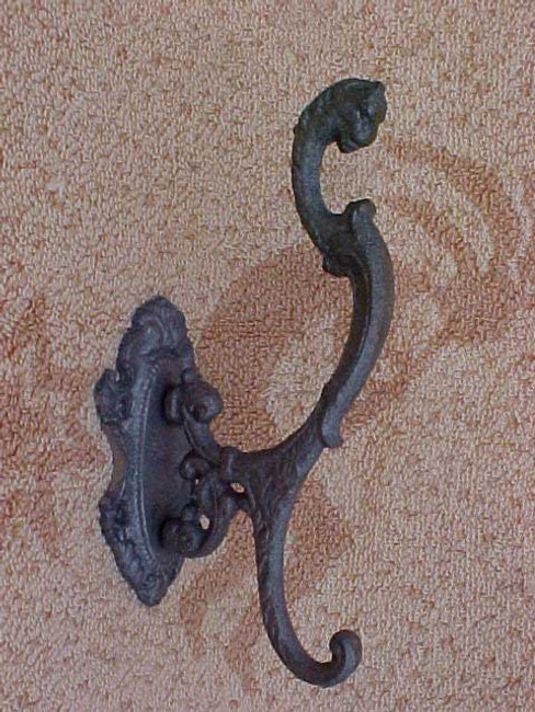 Lion Head Hat Coat Hooks CH67R