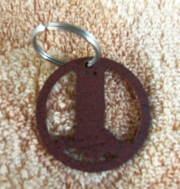 Western Cowboy Boot Key Fob