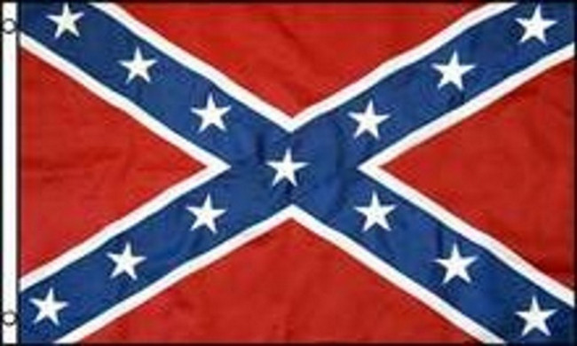 CONFEDERATE STATES OF AMERICA BATTLE FLAG Pride and Heritage Not Hatred