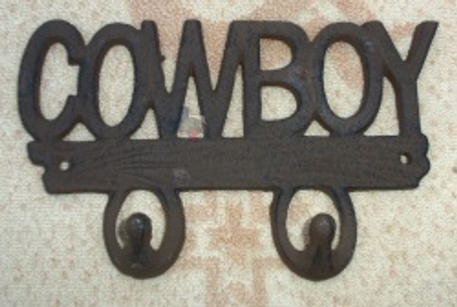 Western Cowboy Coat Gear Tack Hook