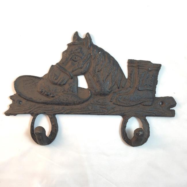 Western Horse Hook