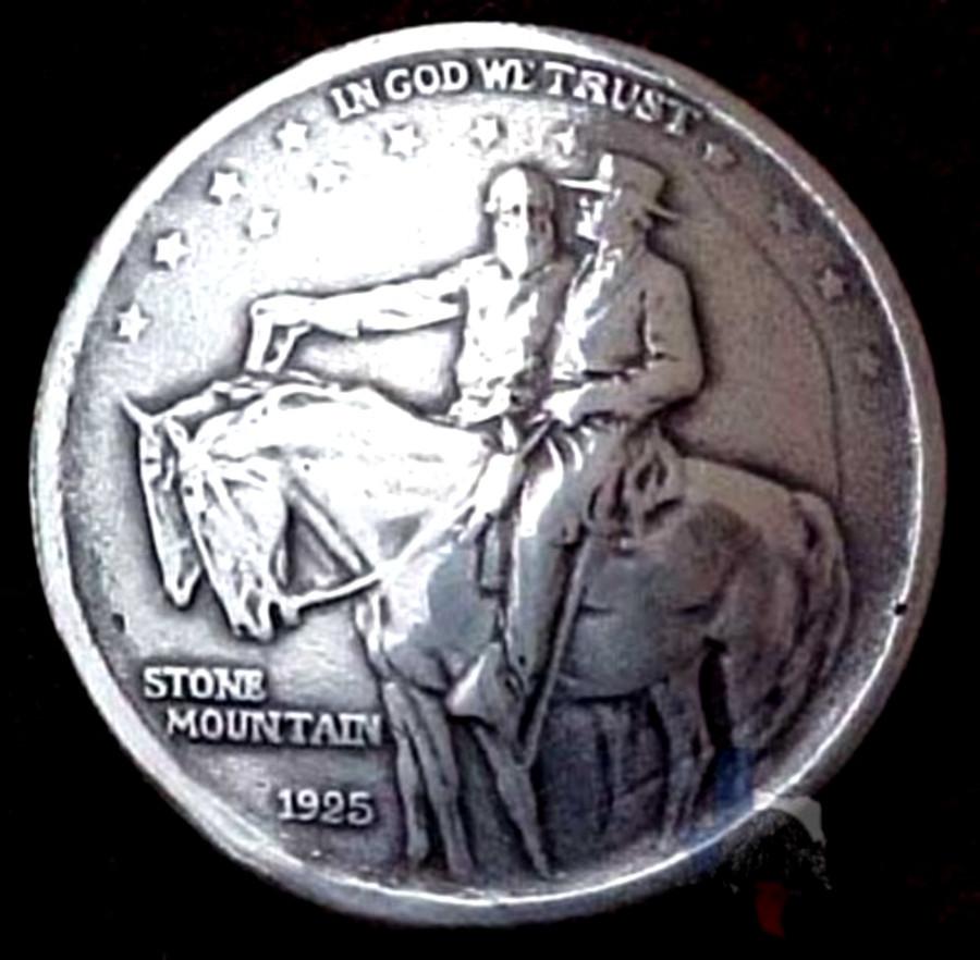 Jackson Lee Coin Concho