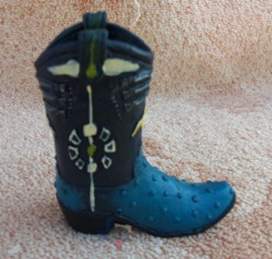 D808074D- Western Cowboy Boot