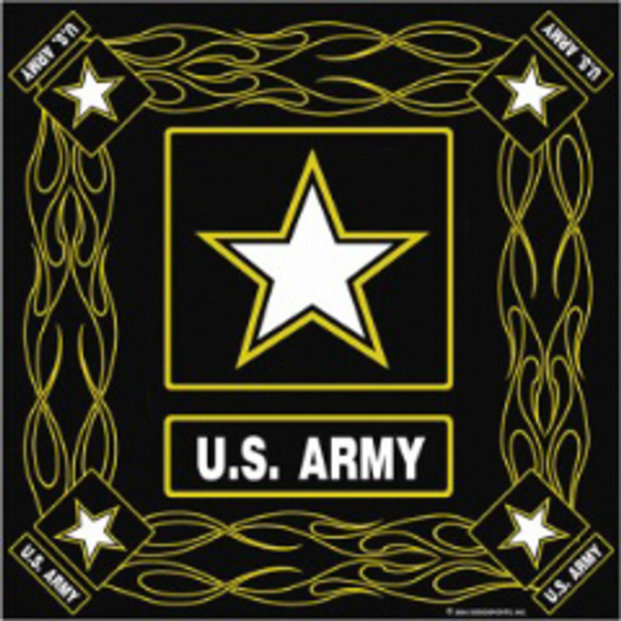 Military Bandanas United States Army USA