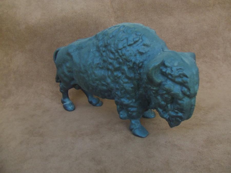 Western Southwest Buffalo Bison Bank