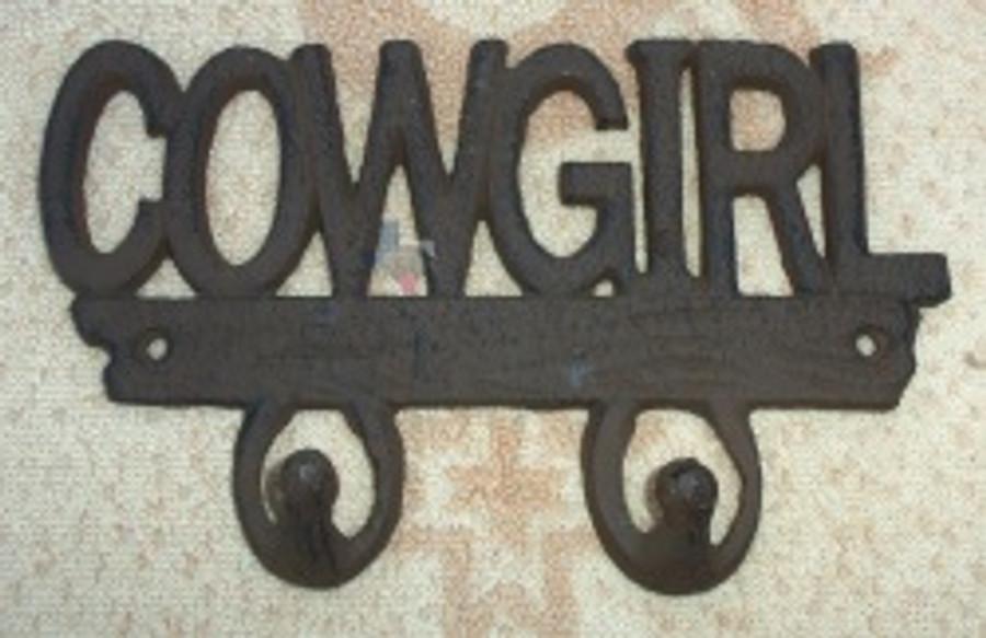 Western Cowgirl Coat Gear Tack Hook
