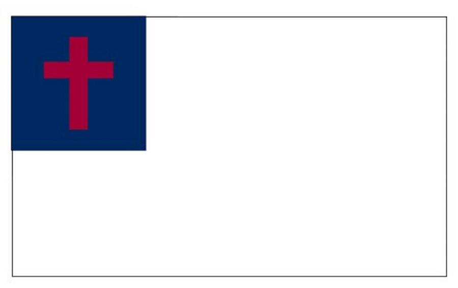 THE CHRISTIAN FLAG
