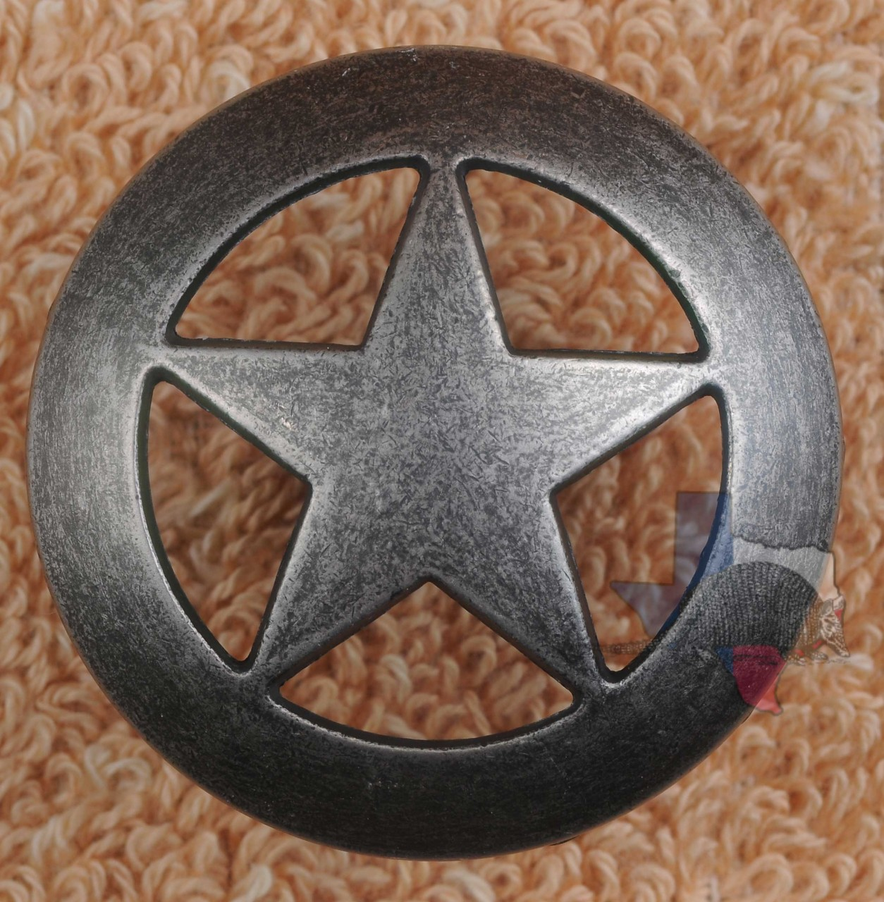 Superior Texas Star Cabinet Knobs Drawer Pull
