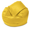 Classic King Size Bean Bag in canary