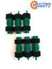 40X0594 600K61600  12G4031 Lexmark OPTRA W820 Pickup Roller Kit  ( 6 Rollers) Green