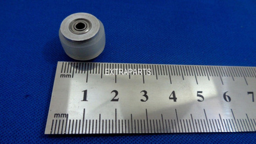 3X8X16mm Vinyl Cutter Pinch Roller Wheel Cutting Plotter Rubber Cover