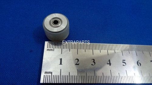 4X11X16mm Vinyl Cutter Pinch Roller Wheel Cutting Plotter Rubber Cover