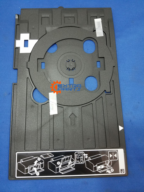 CD/DVD Inkjet Printer Printing Tray Epson Stylus Photo R360 & R380 RX560 RX565
