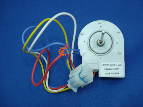 ERWR60X10185  Replacement GE Refrigerator Evaporator Fan Motor Assembly-GENUINE