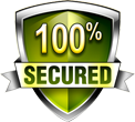 100% Secured