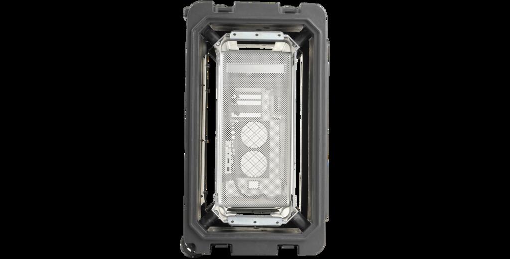 SKB Rolling Shockmount Mac Pro Tower Case