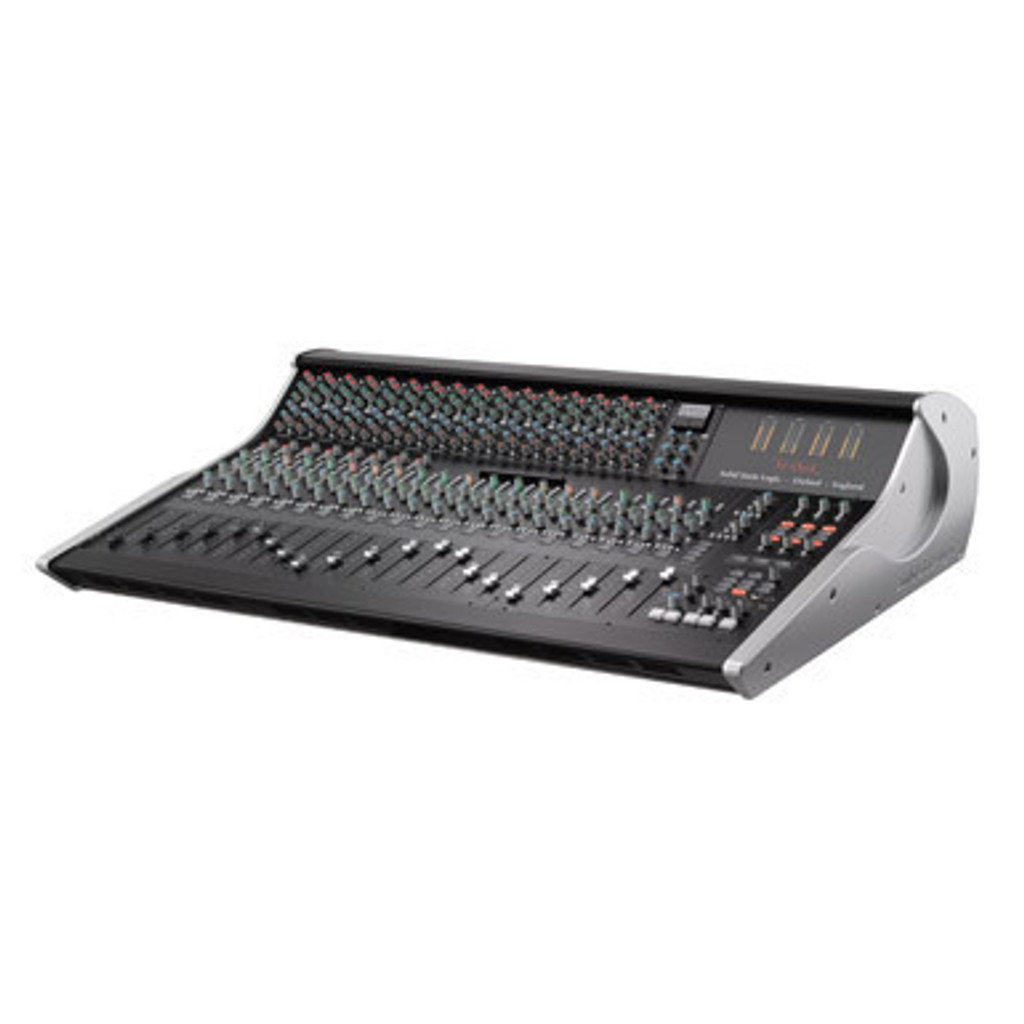 Solid State Logic XL-Desk with 16 x 611EQ E Series EQs