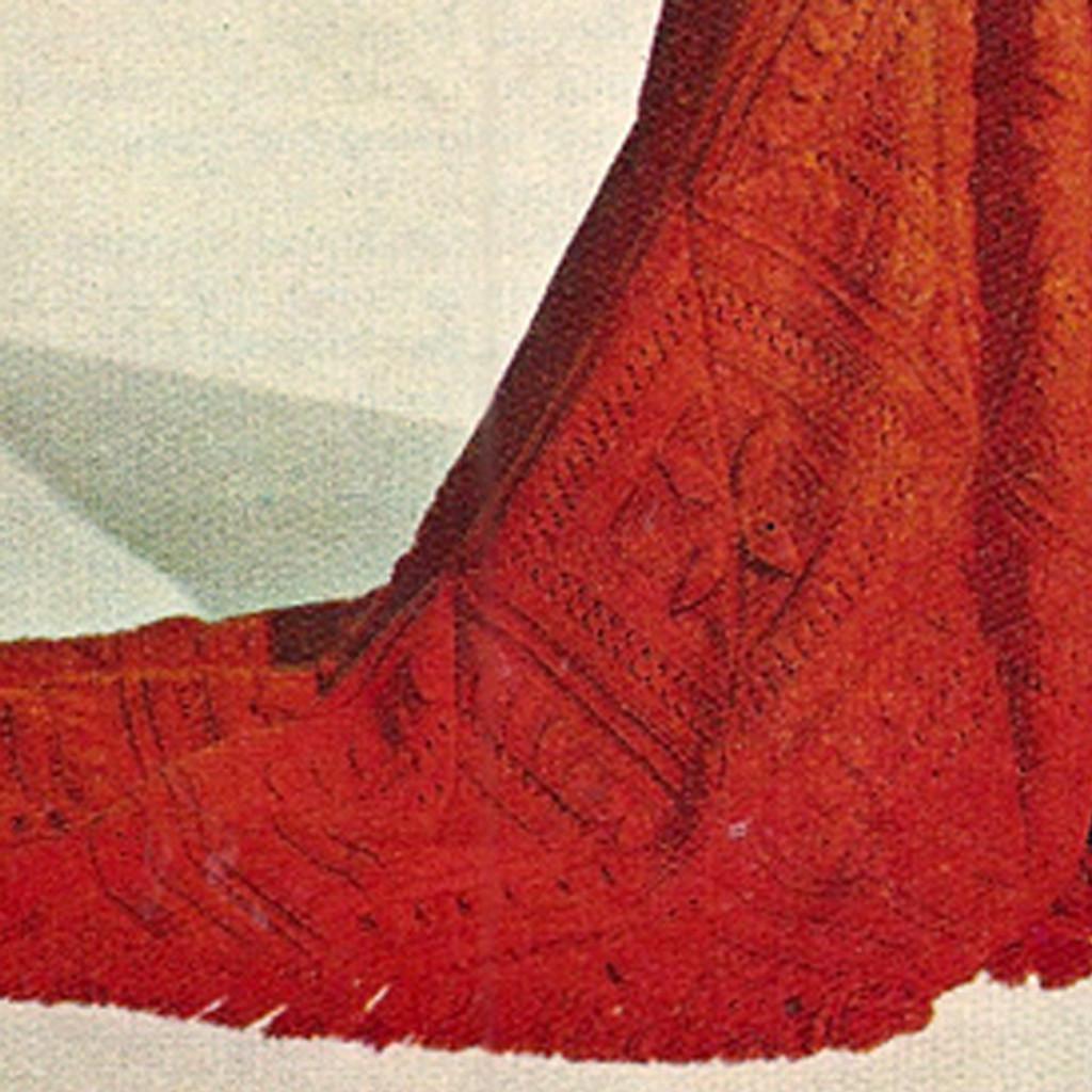 Pennsylvania Dutch Free Knitted Afghan Pattern