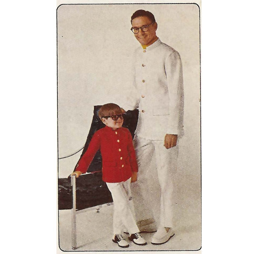 Mans Nehru Jacket Knitting Pattern