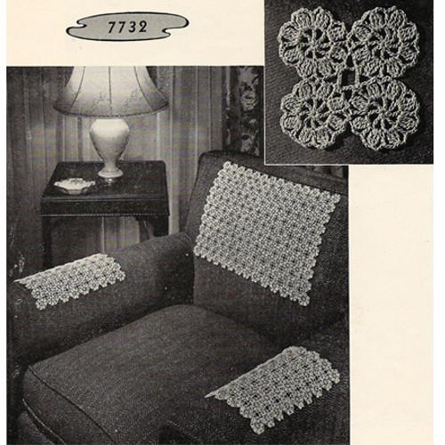 Flower Small Medallion Crochet pattern