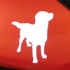 BDCW's Dog Decal (White version)