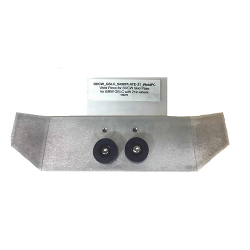 BDCW - Weld-in Piece for Skid Plate for 21-in. wheel (BMW R1200GS/A-LC)