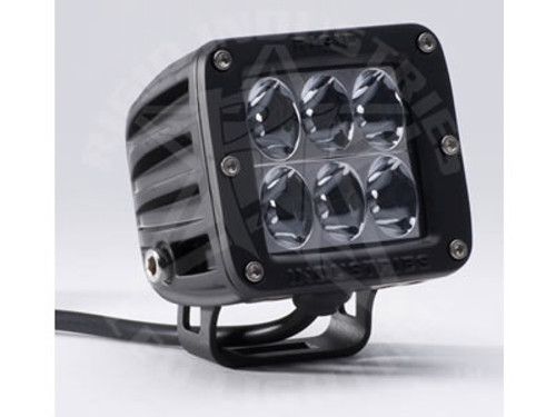 Rigid - D2 PRO LED Lights (White, Driving, pair)